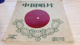 小薄膜中国唱片---(小提琴独奏)喜见光明 黎家代表上北京