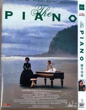 钢琴课/钢琴别恋 (1993)剧情 / 爱情 / 音乐五星推荐 DVD-9