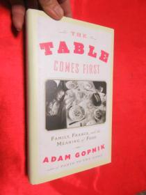 The Table Comes First Family, France, and the M   锛堝皬16寮�锛岀‖绮捐锛� 銆愯瑙佸浘銆�