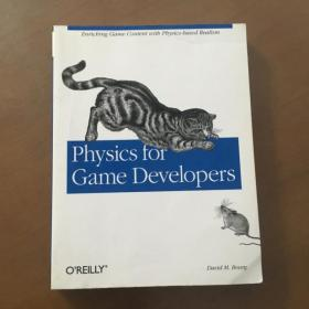 Physics for Game Developers (游戏开发者物理学)英文原版