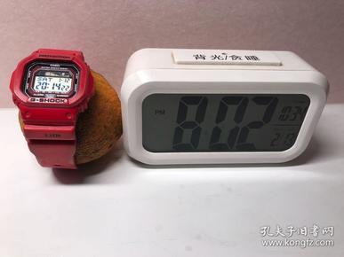 卡西欧手表  夜光闹钟