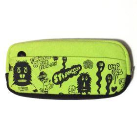 晨光(M&G)APB93544  NO BB笔袋  棉布笔袋  文具盒