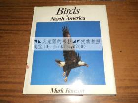 Birds of North America(北美洲鸟类)馆藏书