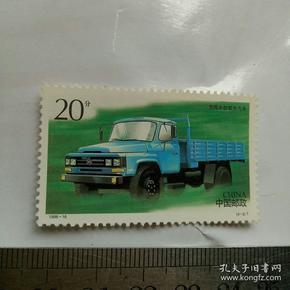东风中型载货汽车1996-16(4-2)T