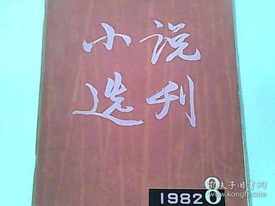 小说选刊1982年8期