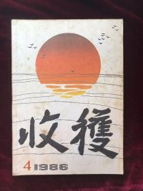 收获1986.4