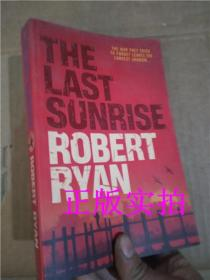 正版实拍!THE LAST SUNRISE ROBERTRYAN