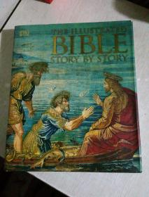 The Illustrated Bible Story by Story 【英文原版】