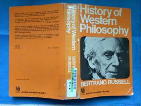 History of Western Philosophy, by Bertrand Russell  罗素《西方哲学史》英文原版