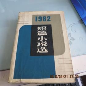 1982短篇小说选