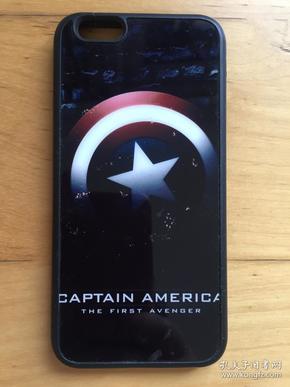 iPhone 6 手机壳 橡胶材质 (美国队长)