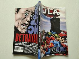JLA TOWER OF BABEL  看图