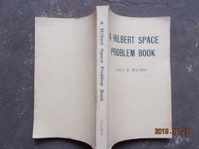希尔伯特空间问题集A Hilbert Space Problem Book (英文版)
