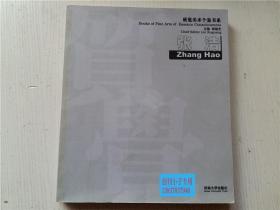 质觉美术个案书系:张浩 刘旭光 主编 河南大学出版社 12开