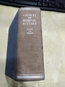 A60021《ANCIENT AND MEDIEVAL HISTORY》 翻译:古代和中世纪历史