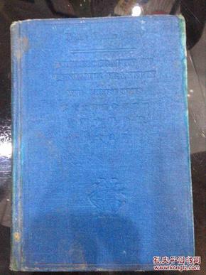 英文文学丛书第五种 富兰克林自传 有藏书章