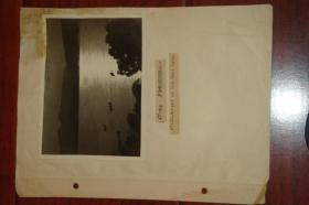 早期西湖照片