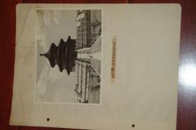 早期北京天坛照片