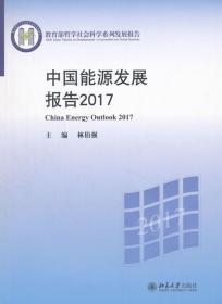 9787301289679 中国能源发展报告:2017:2017 林伯强