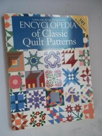 ENCYCLOPEDIA OF CLASSIC QUILT PATTERNS [日文----1]