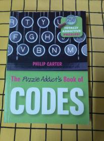 The Puzzle Addicts Book of CODES(英文原版,益智迷的密码书)