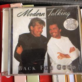 BACK FOR GOOD(CD*1)