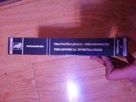 Tractatus Logico-Philosophicus & Philosophical investigations(西学基本经典,逻辑哲学研究