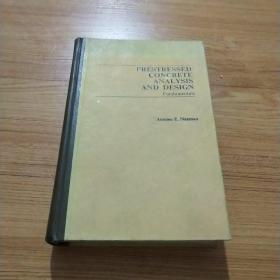 英文版:预应力混凝土分析和设计