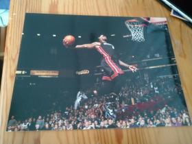 【签名照】NBA球星 小皇帝 詹姆斯 签名照