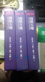 围棋天地 2010年合订本【上中下卷全  】
