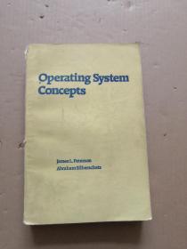 操作系统概念(英文版)