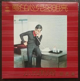 刘家昌  《深秋》 爱的路上千万里  黑胶唱片LP