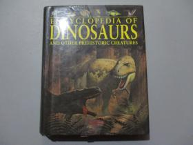 英文原版:Encyclopedia of Dinosaurs and Other Prehistoric Creatures