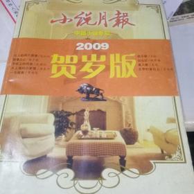 小说月报2009年贺岁版(中篇小说专号)