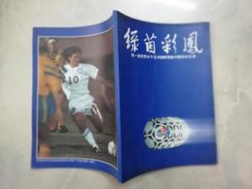 绿茵彩凤 :第一届世界女子足球锦标赛广州赛区纪念册