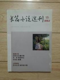 长篇小说选刊2015.2