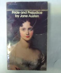 Pride and Prejudice 《傲慢与偏见 英文版》