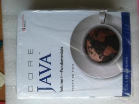 现货 Core Java Volume I--Fundamentals (10th Edition) Java核心技术(卷1):基础知识