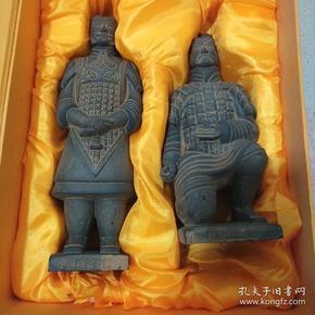 秦兵马俑(现代工艺品)