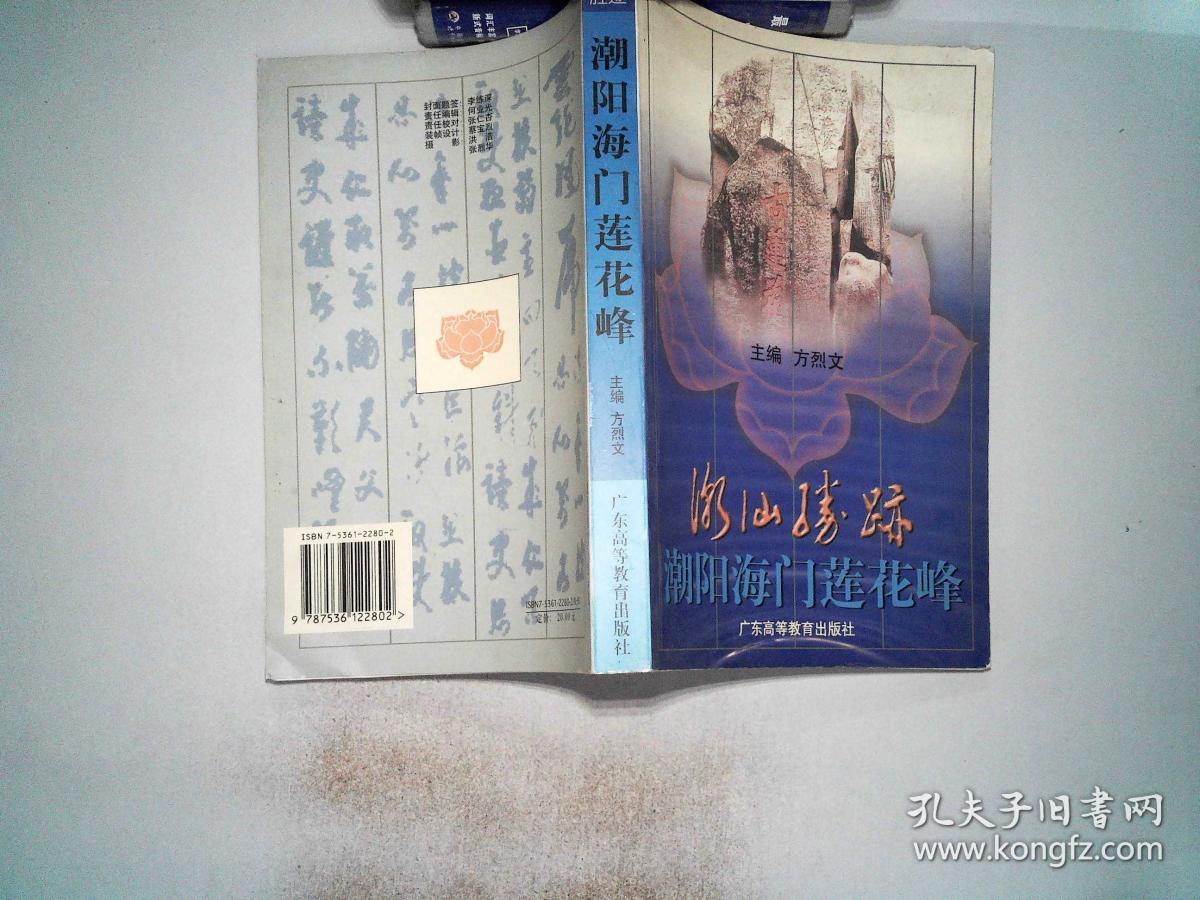 潮阳胜踪-潮汕海门莲花峰道场人攻略百图片