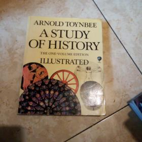 ARNOLD TOYNBEE A STUDY OF HISTORY(阿诺德汤因比:历史研究)