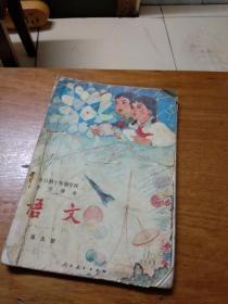 全日制十年制学校小学课本语文笫九册