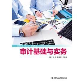 【正版】审计基础与实务 安李,赖俊丽,王艳喜