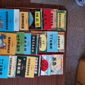 丁丁历险记(22册全)彩绘铜版大16K