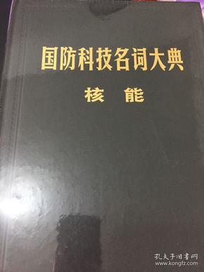 国防科技名词大典  核能