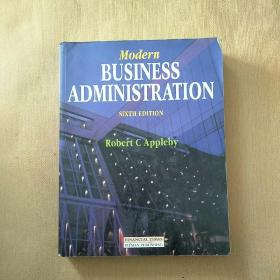 Modern Business Administration..