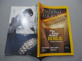 英文原版:National Geographic 美国国家地理(2011年12月号)