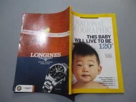 英文原版:National Geographic 美国国家地理(2013年5月号)