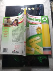 Skill Sharpeners  Reading Grade 4