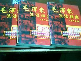 毛泽东生活档案上中下